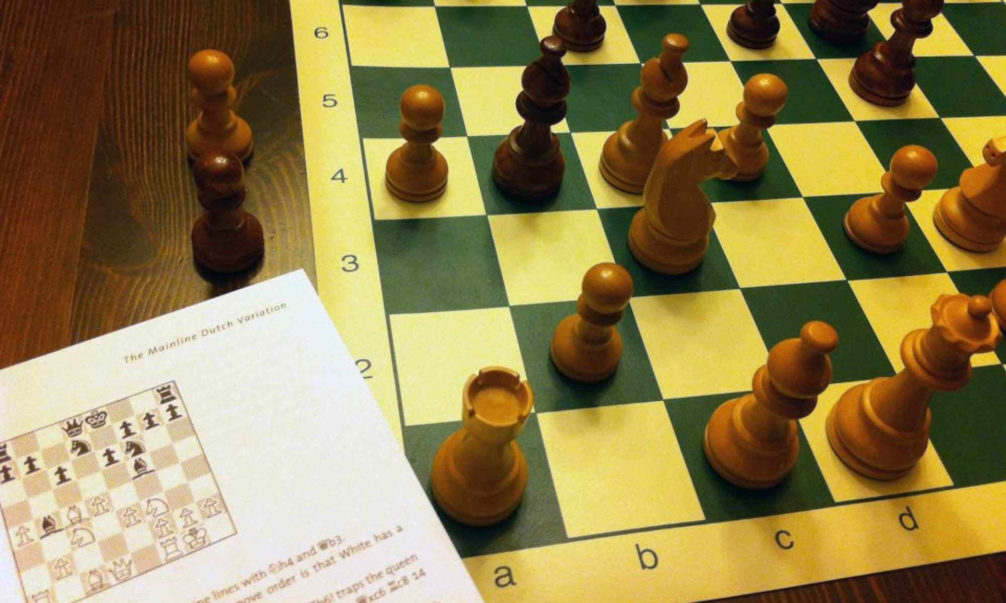 Langley Chess Club